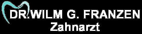 Praxislogo_Dr_Wilm_G_Franzen
